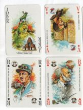 Collectable playing cards The department of the Somme